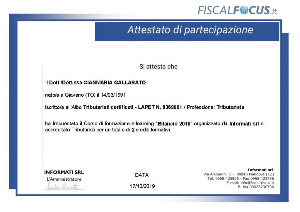 CV Gallarato Gianmaria 9